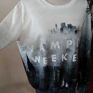 Vampire Weekend Pullover